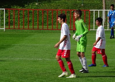 Sklotatran Poltár U15 – TJ Slovan Dudince U15 (18.9.2021)