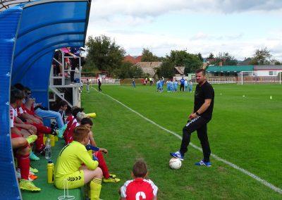 Sklotatran Poltár U13 – TJ Slovan Dudince U13 (18.9.2021)